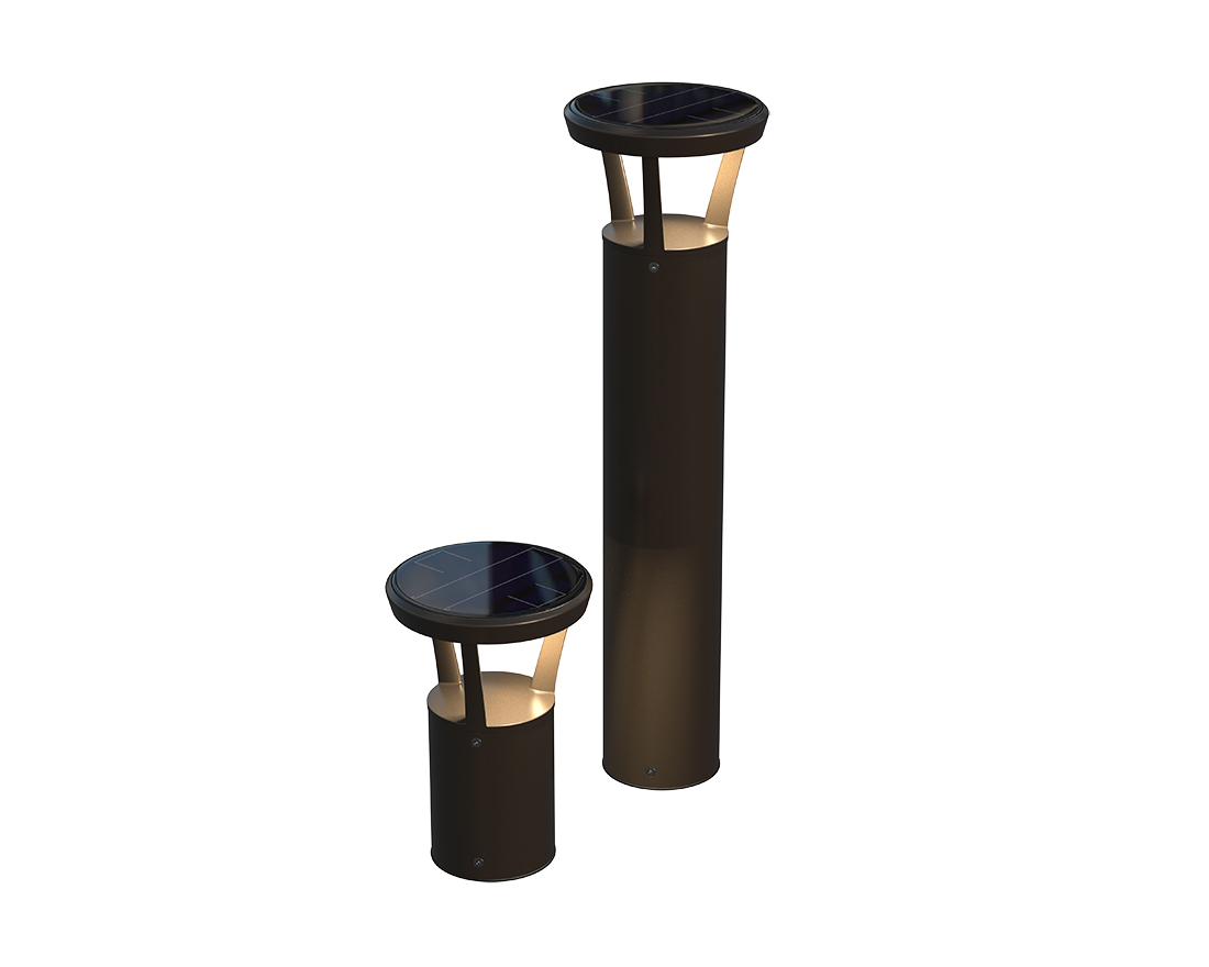Commercial Solar Lighting Products Bollards
