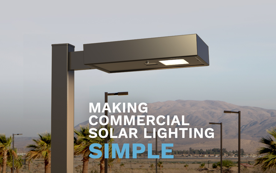 Commercial Solar Lighting Bollards Luminaires First