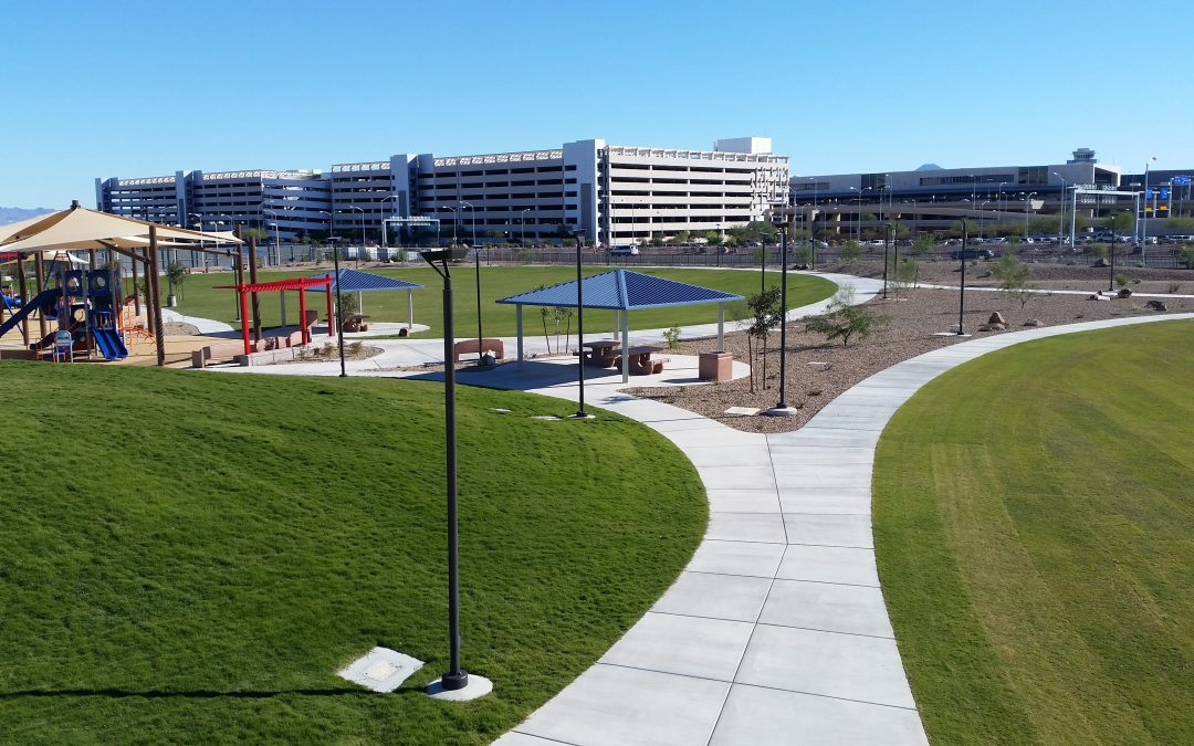 Siegfried and Roy Park Goes Solar