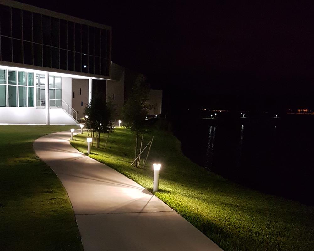 Pathway AC Lighted Bollards - First Light Technologies