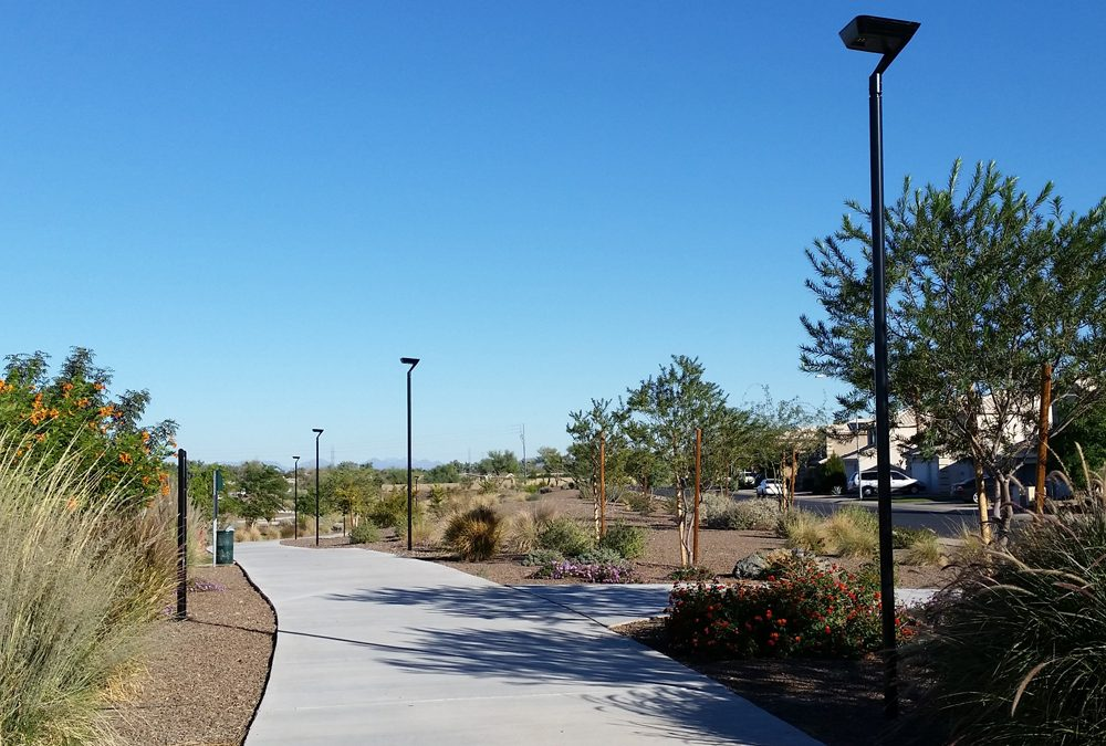 """Lighting a Park in El Mirage – Turning """"Eye Sore"""" into a Source of Community Pride"""