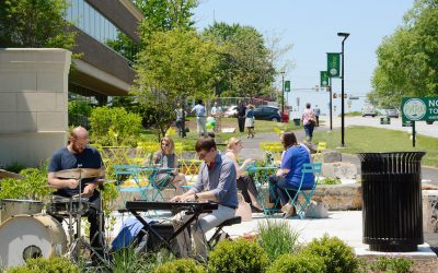 Making a Business District More People Friendly