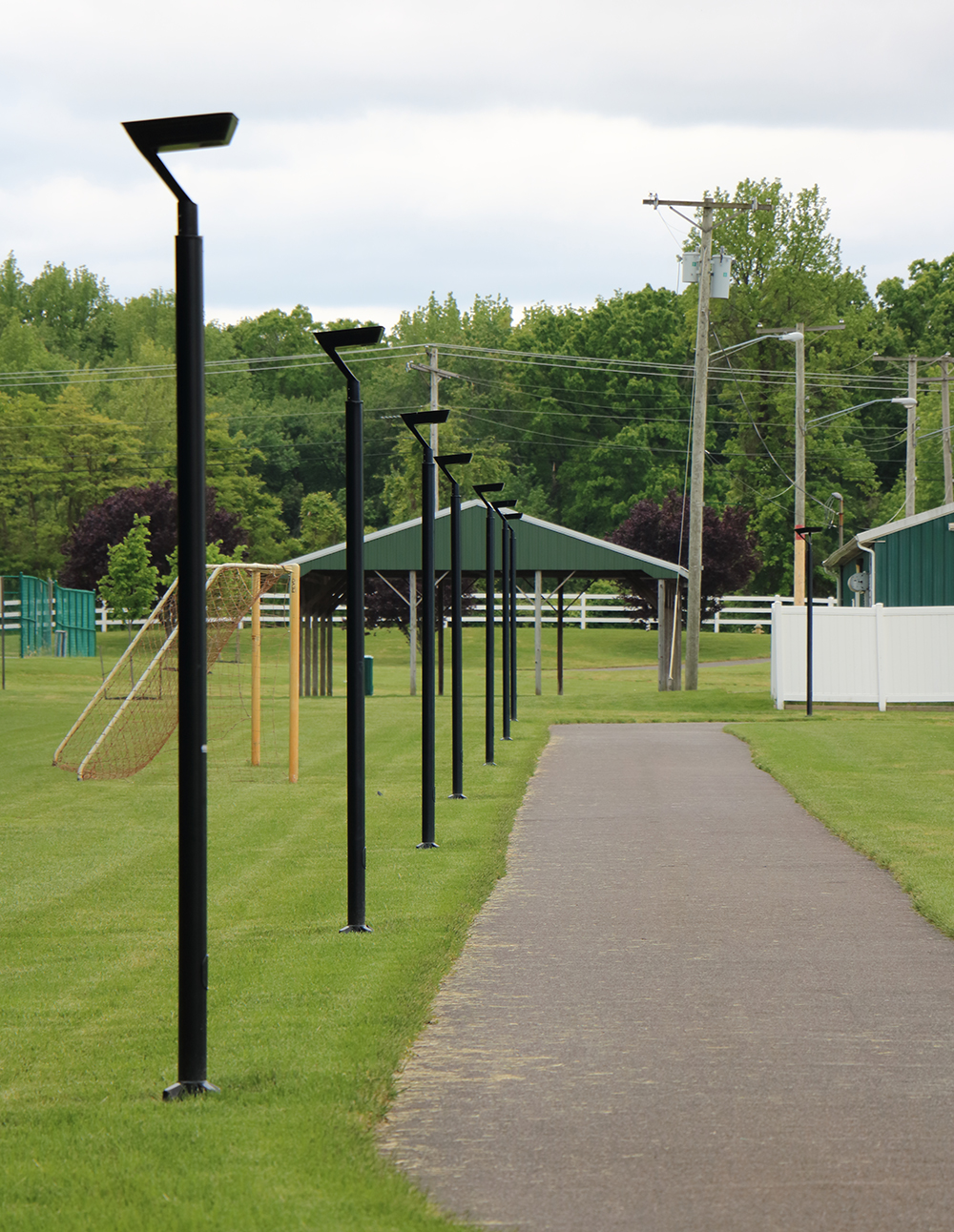 Pathway Lighting Luminaires - IPL Series - First Light Technologies