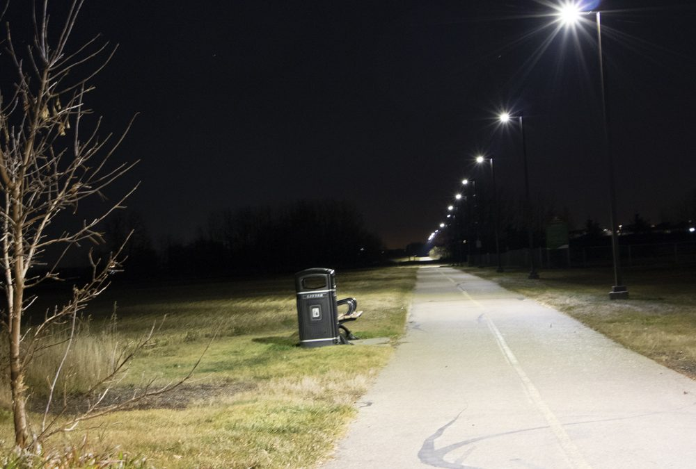 How Self-Contained Solar Lights Shine on the Darkest Days of the Year
