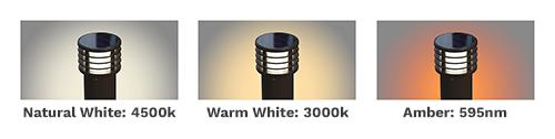 LED Lighting Temperature Chart