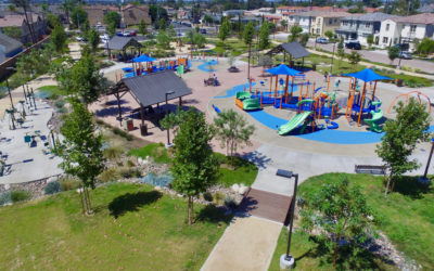 New Award-Winning Park Goes Green