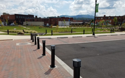 How Solar Bollard Lights Give Parks More Flexibility