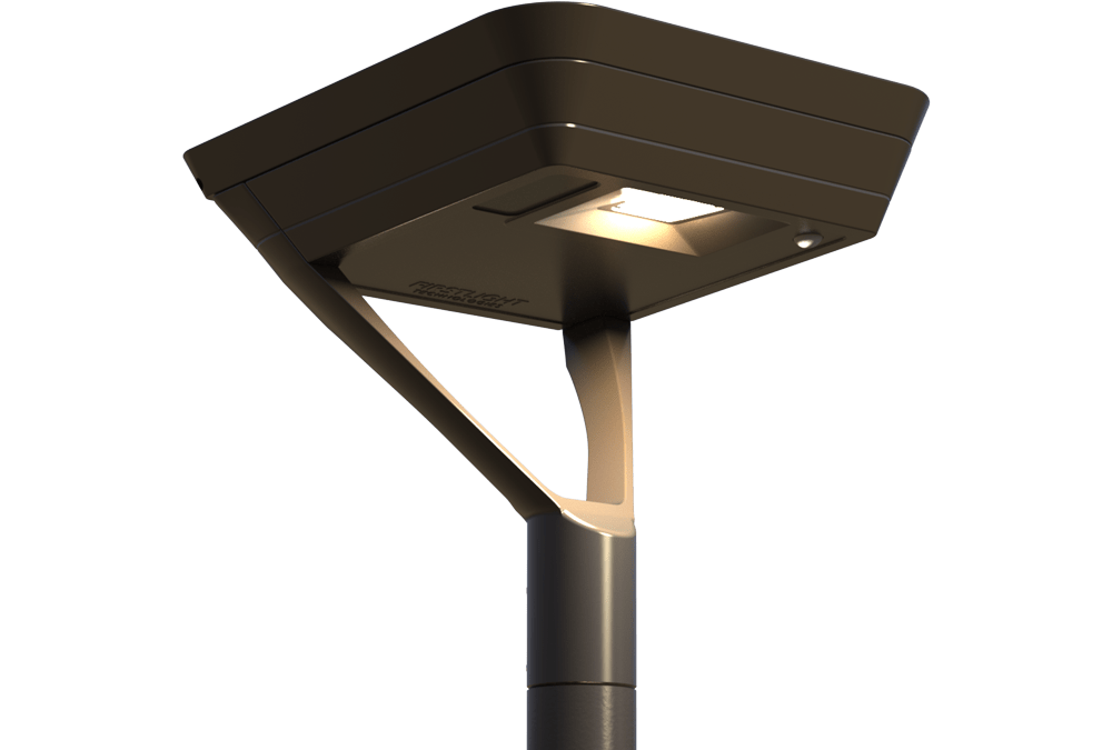 Architectural Solar Area Light Gets Upgrade