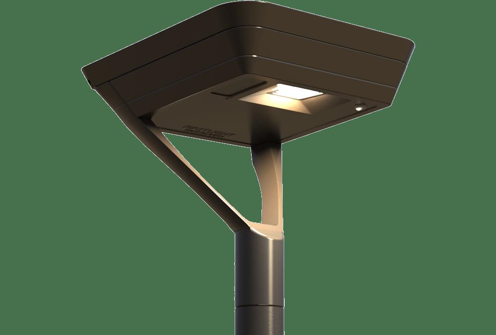 Solar Area Light Gets Upgrade