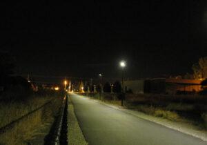 Trail Rail - Ukiah Night 2