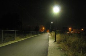 Trail Rail - Ukiah Night