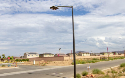 Solar Streetlights Chosen for Growing City