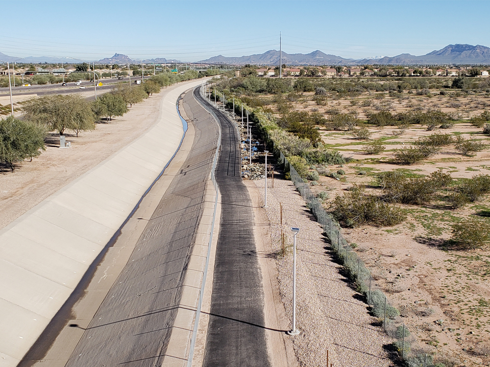 Arizona Shared Use Pathway