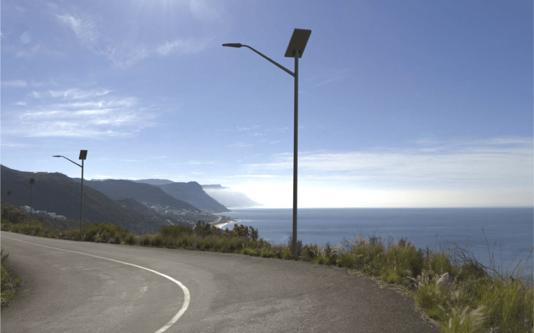 BFL-S Solar LED Street Light