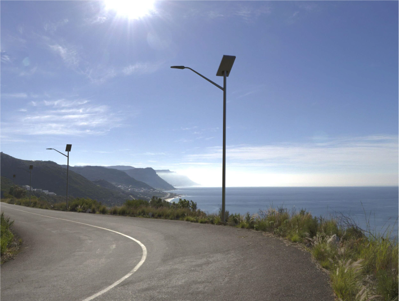 Commercial Outdoor Lighting - Solar Street Light