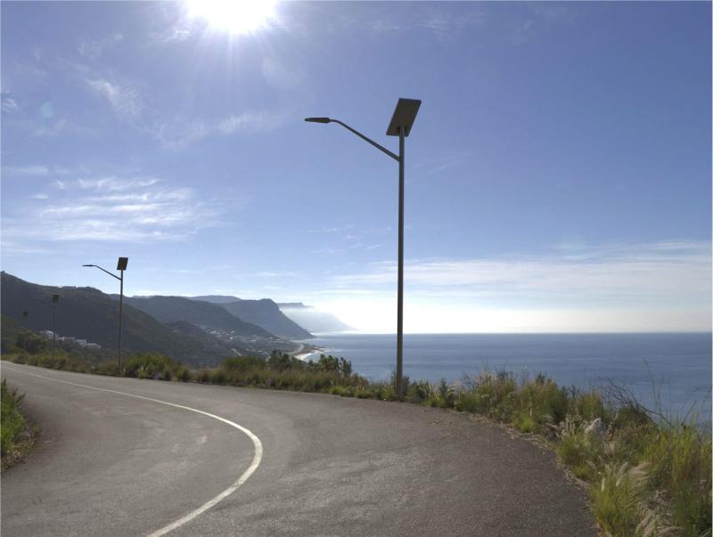 Commercial Outdoor Lighting - Solar Street Light
