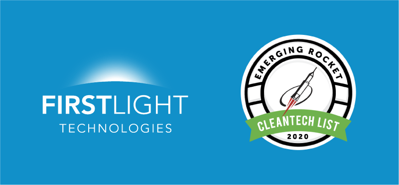First Light Named To Ready To Rocket CleanTech List for 5th Straight Year