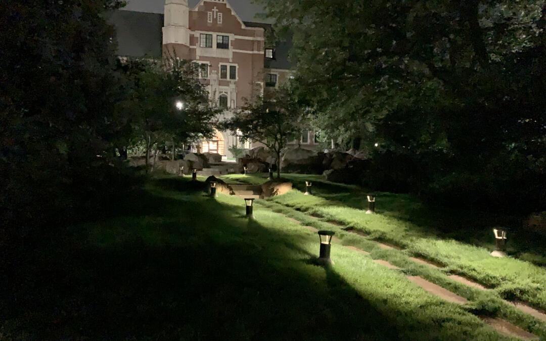 PLB LED Bollard - Regis-University